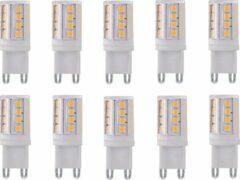 LT-Luce G9 3.5Watt Led Lamp 2700K Dimbaar 10 Stuks
