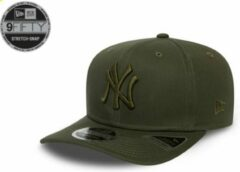 New Era New York Yankees Essential groen Stretch Snap 9FIFTY Cap Small-Medium