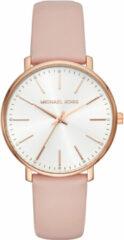 Goudkleurige Michael Kors Pyper horloge MK2741