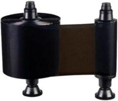 Zwarte Evolis lint zwart R2029 (1000 prints)