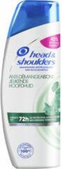 Head & Shoulders Jeukende Hoofdhuid - Voordeelverpakking 6 x 285 ml - Anti-roos Shampoo
