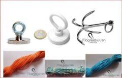 Magneetvissen Webshop Vismagneet kinder starterspakket | Meteen klaar | Ideaal magneetvissen pakket | Compleet | Perfect voor kinderen!