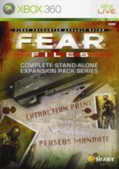 Sierra Entertainment F.E.A.R. Files