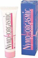 Merkloos / Sans marque Nymphorgasmic Stimulerende Crème 15 ML - Drogisterij - Cremes - Transparant - Discreet verpakt en bezorgd