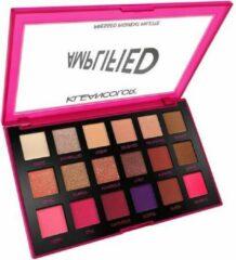 Beige Kleancolor Amplified Pressed Pigment Palette - ES993 Bachelorette Party