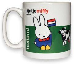 Mok/beker Nijntje weiland 200 ml - Kinder melk/thee mokken