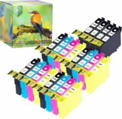 Cyane Ink Hero - 20 Pack - Inktcartridge / Alternatief voor de Epson 29 29XL T2991 T2992 T2993 T2994 Expression Home XP-235 XP-245 XP-247 XP-332 XP-335 XP-342 XP-345 XP-432 XP-435 XP-442 XP-445