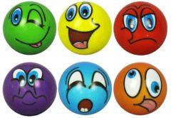 Set van 6 stressballen Maximex multicolor