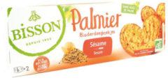 Bisson Palmier Bladerdeegkoekjes Sesam Bio (100g)