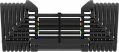 Zwarte PowerBlock PRO 32 (2-15 kg)