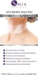 SIMIA™ Beauty Pad - Anti Rimpel Hals Pad (2 Stuks) - Anti-Aging - Herbruikbaar, Huidvriendelijk & Effectief Gelpad tegen Lijntjes en Halsrimpels - Duopack