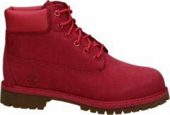 Timberland - 6 In Premium Wp Boot - Bottines stoer - Meisjes - Maat 39 - Roze - Rose Red
