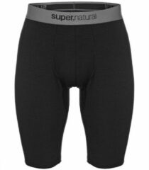 SuperNatural - Base Short Tight 175 - Merino-ondergoed maat L, zwart
