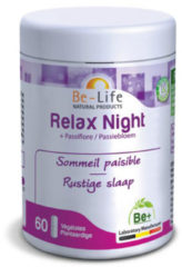 Be-Life Relax night bio 60 Softgel