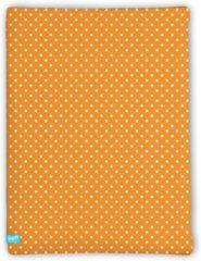 Lief! Lifestyle Lief! Hoeslaken Oranje 40x80