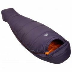 Mountain Equipment - Women's Starlight I - Synthetische slaapzak maat Long - 195x75 cm, purper/zwart