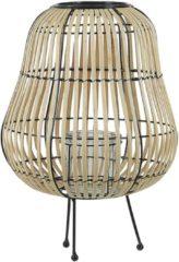 Zilveren Lantaarn wilgenhout lichtbruin BERKNER