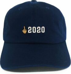 Dad Brand Pet F2020 - Premium Baseball Cap - Blauw - One-Size Dad Pet Heren