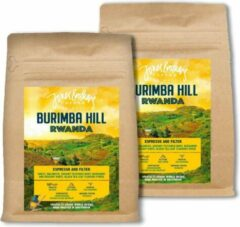 Jones Brothers Coffee Specialty Koffiebonen Rwanda Burimba Hill - 2x 250gr