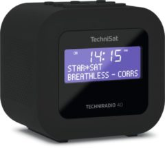 TechniSat TECHNIRADIO 40 radio Persoonlijk Digitaal Zwart