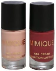 MIMIQUE Nail Definition Lacquer 2 x 10 ml