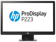 "HP ProDisplay P223 - LED-Monitor - Full HD (1080p) - 54.61 cm (21.5"")"
