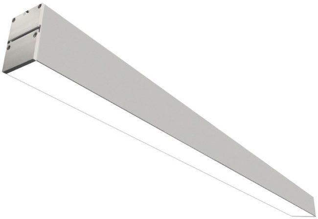Afbeelding van Groenovatie LED Linear Hangarmatuur Kantoorverlichting, 36W, 120cm, Neutraal Wit
