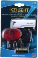 """Witte Ikzi Light Ikzi """"The Sunset"""" - Verlichtingsset - Led - Batterij"""