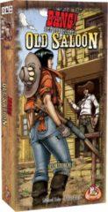 Bruine White Goblin Games Bang! het dobbelspel: Old Saloon uitbreiding 1 (NL)