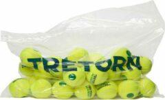 Tretorn Academy Groen - Tennisballen - 36st. Stage 1