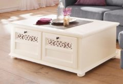 Premium collection by Home affaire Couchtisch »Arabeske«, Breite 120 cm