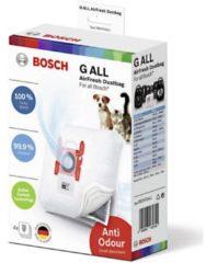 Stofzuigerzakken AirFresh BBZAFGALL Bosch wit