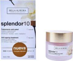 Anti-Veroudering Crème Splendor 10 Bella Aurora Spf 20 (50 ml)