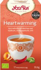Yogi Tea YogiTea Biologische Heart Warming