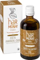 Harmonie Zoete Amandelolie Bio (100ml)