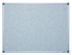 Grijze Prikbord 2000 MAUL pro, structuur, 100 x 150 cm