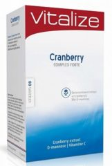 Vitalize Vitalize Cranberry - 60 tabletten - Voedingssupplement