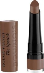 Bruine Bourjois Rouge Velvet The Lipstick Fall Shades - 23 Taupe of Paris