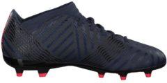 Fußballschuhe NEMEZIZ 17.3 FG W CG3392 adidas performance trace blue f17/red zest/core black