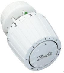 Witte Danfoss Thermostaatknop ingebouwde voeler RA 2980 013G2980