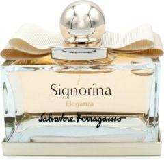 Salvatore Ferragamo Eau De Parfum Signorina Eleganza 100 ml - Voor vrouwen