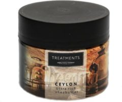 Treatments® Treatments Ceylon ultra rich sheabutter 300gr