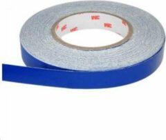 AA Commerce Reflecterende Tape / Stickers - Reflectie Reflector Plakband - Reflectietape Reflecterend Zelfklevend 500x2 CM - Blauw
