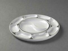 Witte Haute Cuisine - Tapasschotel 10-delig