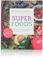"""HSE24 Buch """"Superfoods"""""""