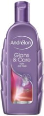 Andrélon Andrelon Shampoo Glans & Care - 300ml
