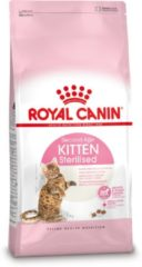 Royal Canin Fhn Kitten Sterilised - Kattenvoer - 400 g - Kattenvoer