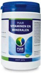 Puur Natuur Vita-Min (Vitaminen En Mineralen) Voor Paard En Pony 500 GR