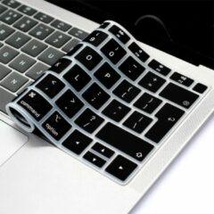 Lunso (EU) Keyboard bescherming - MacBook Pro (2016-2020) met Touchbar - Zwart