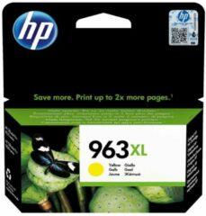 HP 963XL inktcartridge 1 stuk(s) Origineel Hoog (XL) rendement Geel